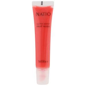 NATIO ULTRA SHINY FRUIT GLOSS - MELON (15ML)