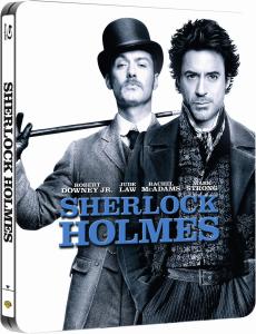 Sherlock Holmes - Edición Steelbook