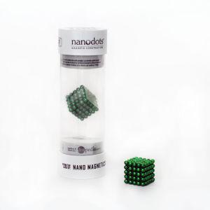 Nanodots Magnetic Constructors Green - 125 Dots