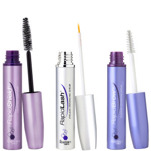 Trío RapidLash, RapidBrow & RapidShield