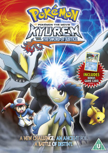 Pokemon: Kyurem Vs. Sword of Justice