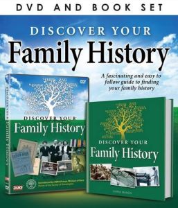 Discover your Family History (Bevat Book)