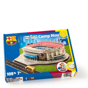 Paul Lamond Games 3D Stadium Puzzle Barcelona