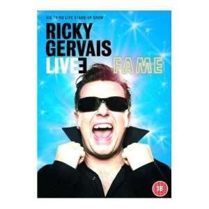Ricky Gervais - Live 3: Fame