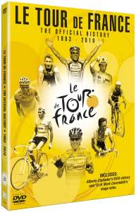 Le Tour De France: The Official History 1903 - 2010