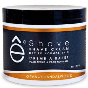 eShave Orange Sandalwood Shave Cream 113ml