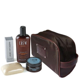 American Crew Deluxe Travel Set