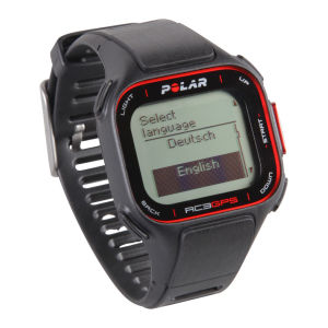 Polar RC3 GPS Cycle Computer