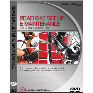 Driven and Ridden DVD - Road Bike Setup and Maintenance