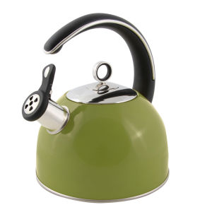 Morphy Richards Accents 2.5 Litre Whistling Kettle - Green