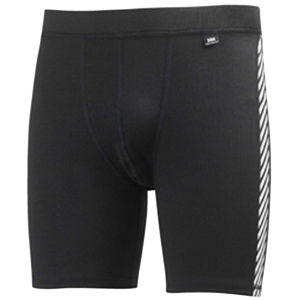 Helly Hansen Men's Dry Stripe Boxer - Black
