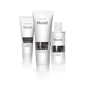 Kit de productos clarificantes iluminadores Murad White Brilliance