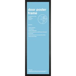 Black Frame Door - 53 x 158cm