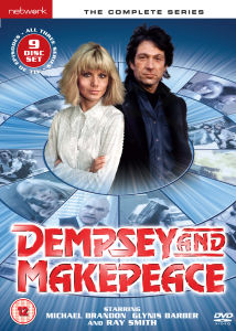 Dempsey and Makepeace: Complete Serie Box Set