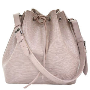 Louis Vuitton Vintage Epi Leather Noe Petit Lilac Shoulder Bag