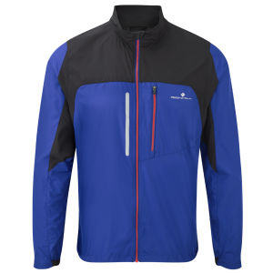 RonHill Men's Advance Windlite Jacket - Ultramarine/Black