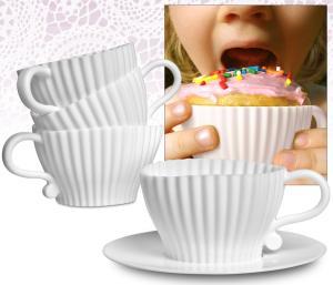 Cupcake Tea Cup