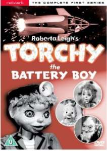 TORCHY BATTERY BOY - SERIES 1 (DVD)