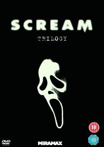 Scream 1-3 Box Set