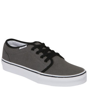 Vans 106 Vulcanized Canvas Trainers - Pewter/Black