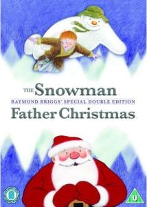 The Snowman / Father Christmas Box Set