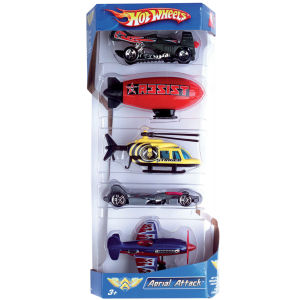 Hot Wheels 5 Car Giftpack