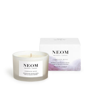 NEOM Organics Complete Bliss Travel Scented Candle