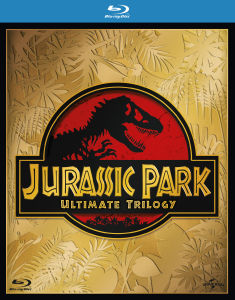 Jurassic Park Trilogy (Inclusief UltraViolet Copy)