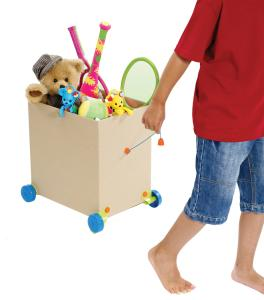 Rolobox Wheel Kit For Boxes