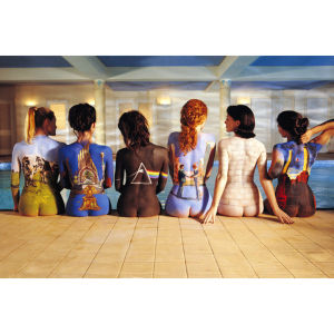 Pink Floyd Back Catalogue - Maxi Poster - 61 x 91.5cm