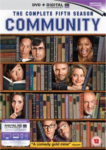 Community - Season 5 (Includes UltraViolet Copy)
