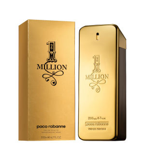 Paco Rabanne 1Million for Him Eau de Toilette 200ml