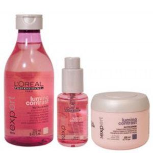 L'Oréal Professionnel Série Expert Lumino Contrast Pack (3 produkter)