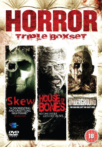 Horror Collection (Skew / House of Bones / Underground)