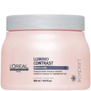 L'Oreal Professionnel Serie Expert Lumino Contrast Masque-éclat cheveux méchés (500ml)