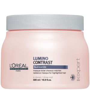 L'Oreal Professionnel Serie Expert Lumino Contrast Masque (500 ml)