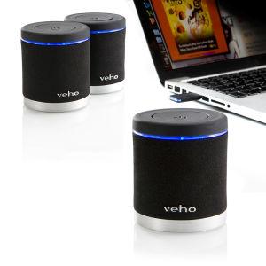 Veho MIMI X1 Wireless Speaker with USB Transmitter