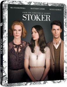 Stoker -Édition Steel Pack