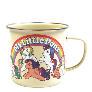Taza esmaltada My Little Pony