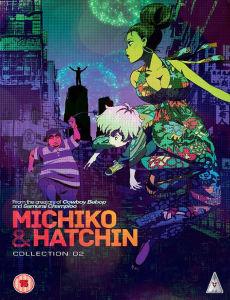 Michiko and Hatchin - Part 2