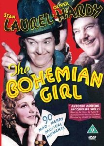Laurel & Hardy - Bohemian Girl