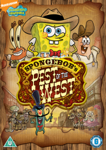 Spongebob Squarepants - Pest Of The West