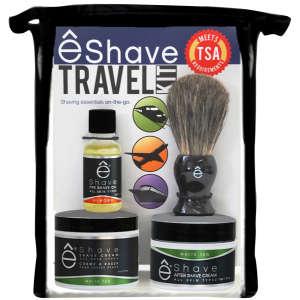White Tea Starter Kit (Pre-shave oil+29ml SC+29ml AS cream + brush)