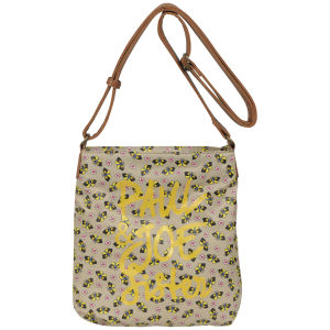 Paul & Joe Sister Ecobag Liyi Butterfly printed cross body bag