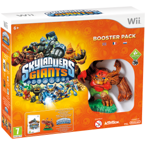 Skylanders Giants: Booster Pack