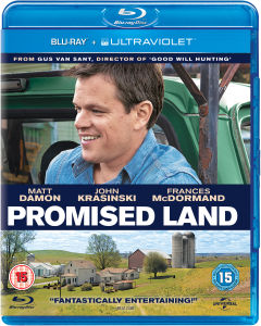 Promised Land (Bevat UltraViolet Copy)