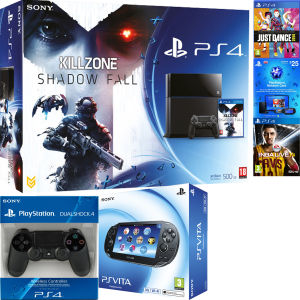 PS4 Day One Bundle