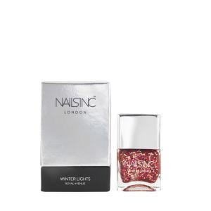 nails inc. Royal Avenue Winter Lights Gift 14ml
