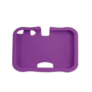 Etui pour tablette Vtech InnoTab -3S Gel Skin -Rose/ Violet