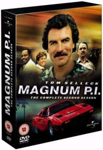Magnum P.I. - Seizoen 2 - Compleet